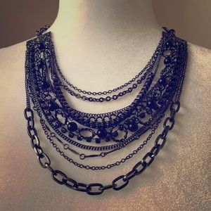 Jewelry - Beautiful multi strand necklace